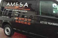 AMESA-vehicule